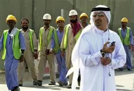 Labourers in uae